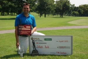 Temple Hills pro makes national PGA tourney