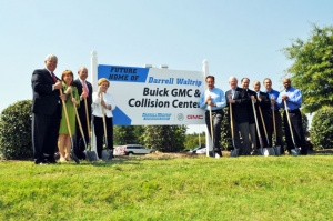 Darrell Waltrip Automotive Group to expand with collision center, Buick-GMC
