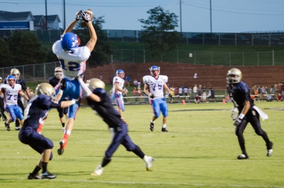 Independence dominates visiting Page