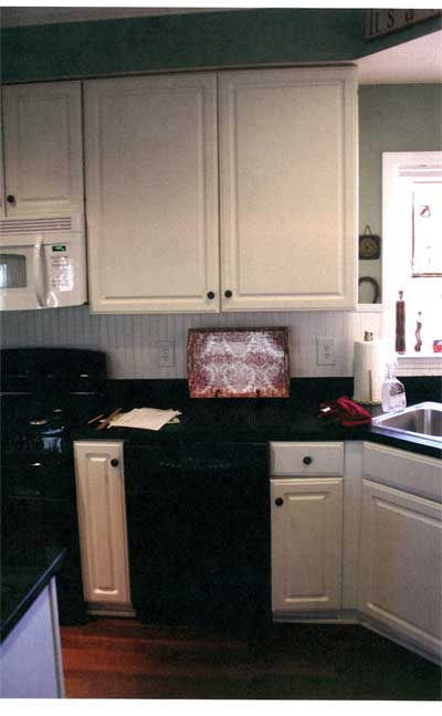 Kitchen Remodel Success Story \' and some advice - Franklin Home Page