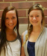 Centennial duo earn national volleyball honors
