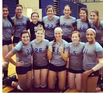 ROUNDUP: CHS volleyball beats RHS for Huntsville title