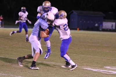 Centennial unable to stop Wilson Central