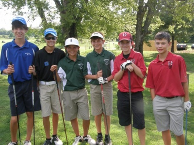 Grassland golfers win Mayor's Cup event