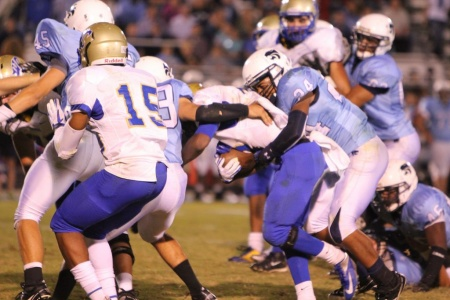 FOOTBALL PREVIEW: Cougars try to chase down Bruins
