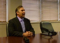Looney responds to reports of viral meningitis at Oak View school