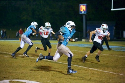 Centennial cruises past RHS on Senior Night