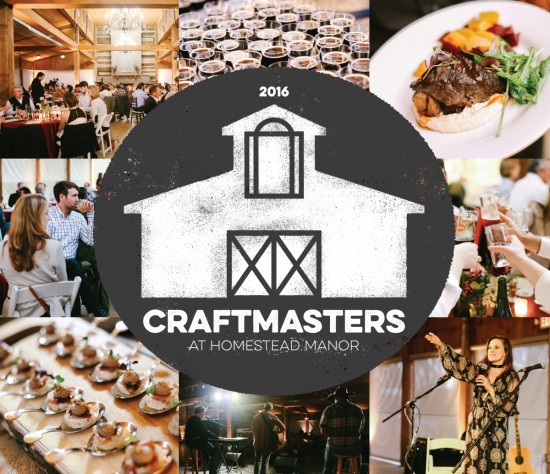Second Craftmaster Series event at Homestead Manor is July 29