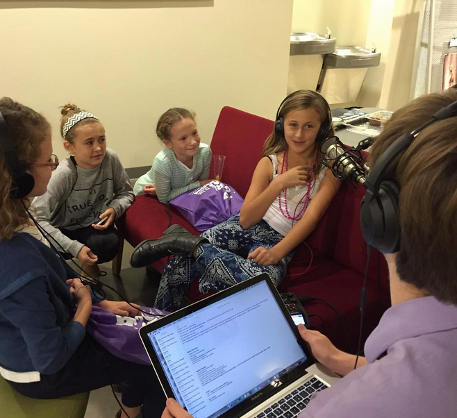 Locals create company and events to empower girls