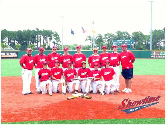 Showtime 13U, 14U travel teams take baseball tourneys - Franklin
