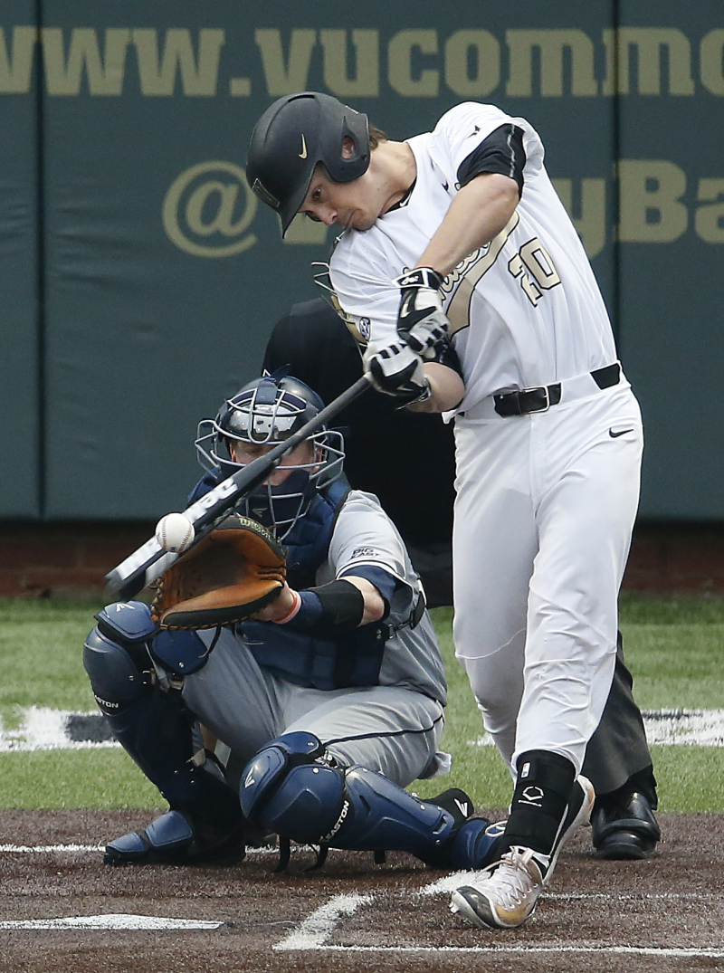 BHS star Reynolds has played all over the field for Vanderbilt