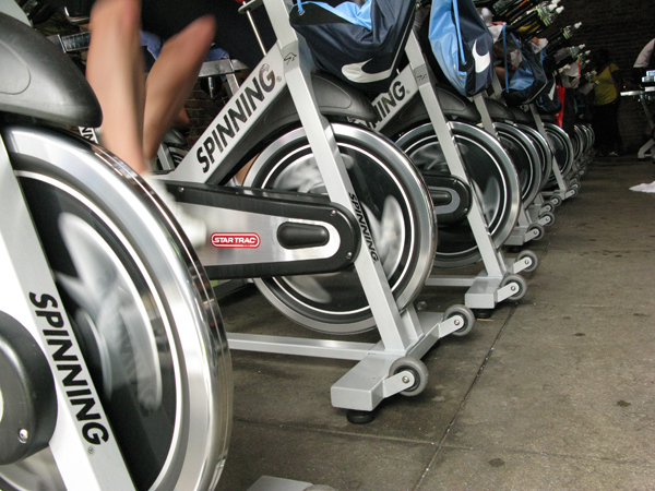 CycleBar indoor cycling studio to open in Franklin