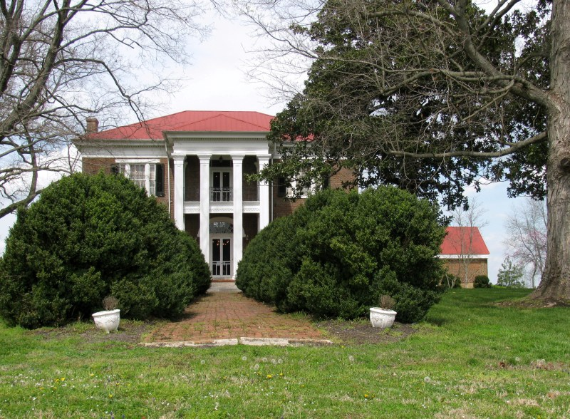Oaklawn Plantation: History fades an acre at a time