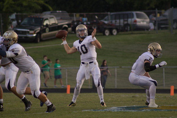 Independence explodes past Brentwood