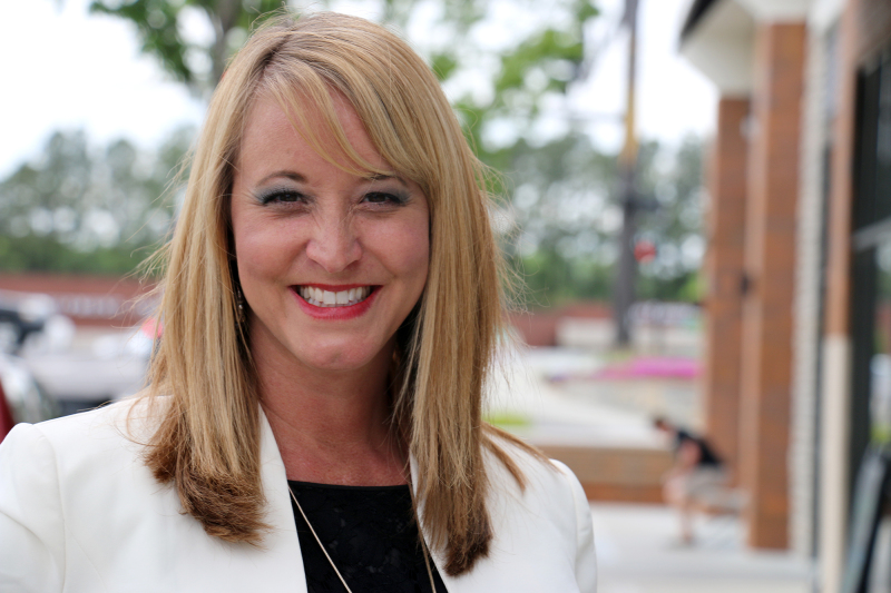 Election 2016: Fairview mom wants to become advocate for parents in District One