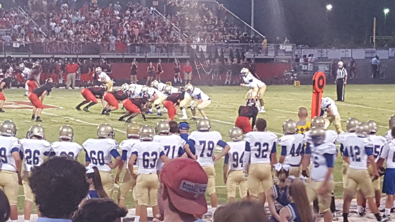 Brentwood drops Rossview for first win