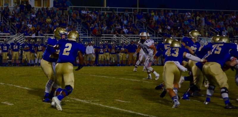 Brentwood takes down Dickson County