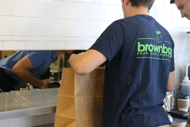 New eatery Brown Bag features classic, healthy lunch options