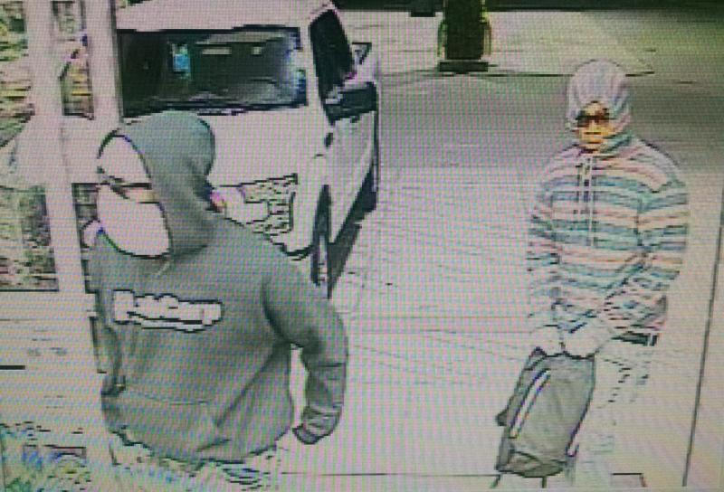 UPDATE: FPD release photos of gas station robbery suspects