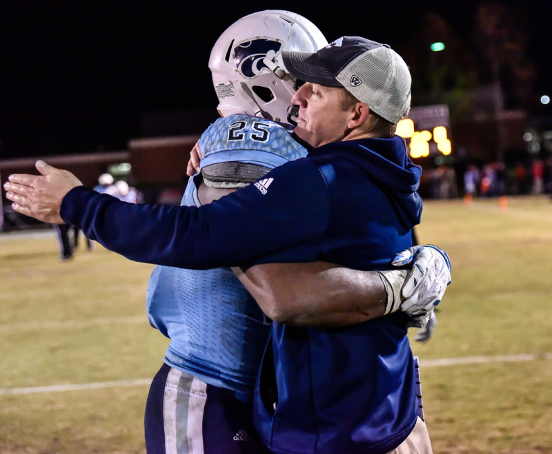 Centennial blanks Henry County, advances to semifinals for first time