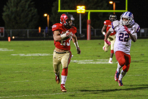 Ravenwood runs through McGavock