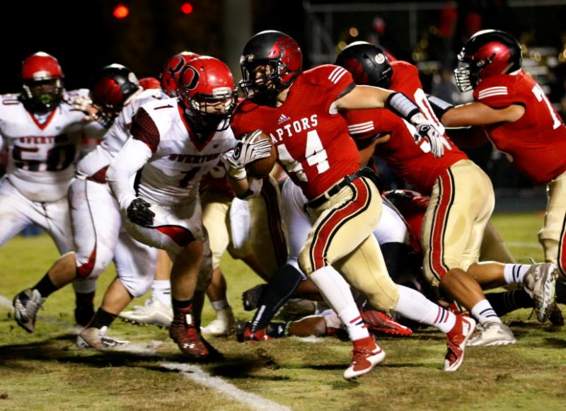 Ravenwood overpowers Overton, pushes into state quarterfinals