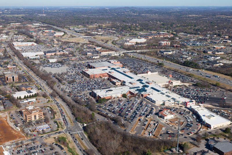25-year-old CoolSprings Galleria to undergo renovation