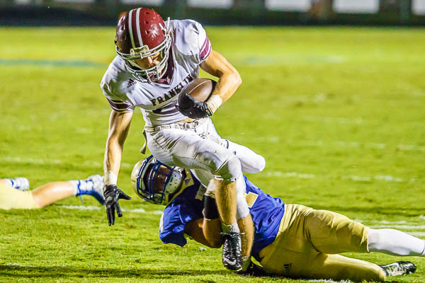 Franklin scrapes past Brentwood