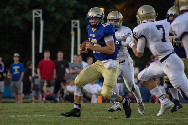 Brentwood drops Northeast, stays undefeated in region