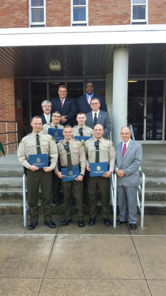 WCSO deputies graduate from TLETA - Brentwood Home Page