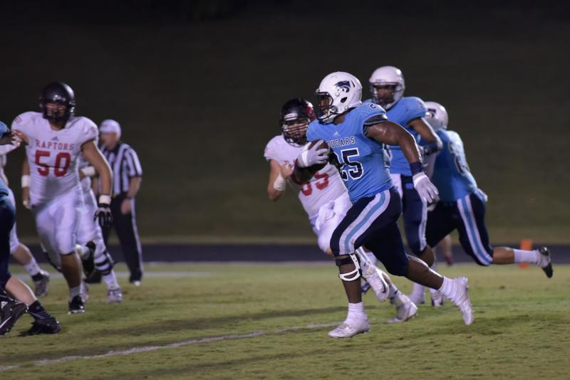 Cougars capitalize on Ravenwood turnovers for victory