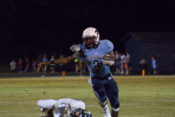 Centennial routs West Creek for fourth straight win