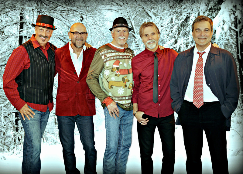 Exile will return to Franklin Theatre for Dec. 17 performance