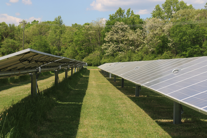 Franklin adds more solar capabilities to sell energy to TVA