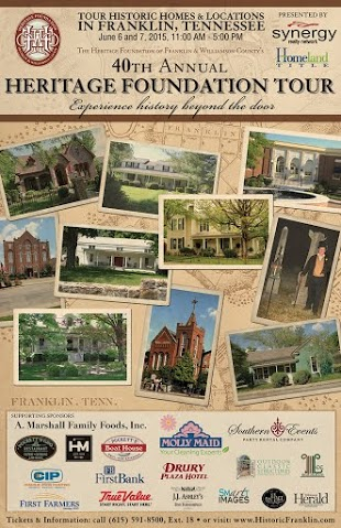 40th annual Heritage Foundation tour of homes continues ...