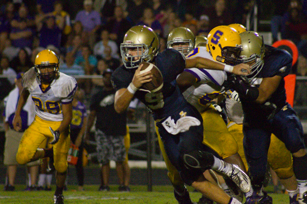 Strong defense guides undefeated Independence past Smyrna