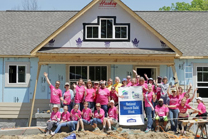 Local women helping Fairview family find a new home