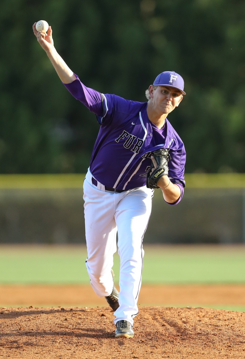 Former BHS pitcher Will Gaddis has the attention of pro scouts