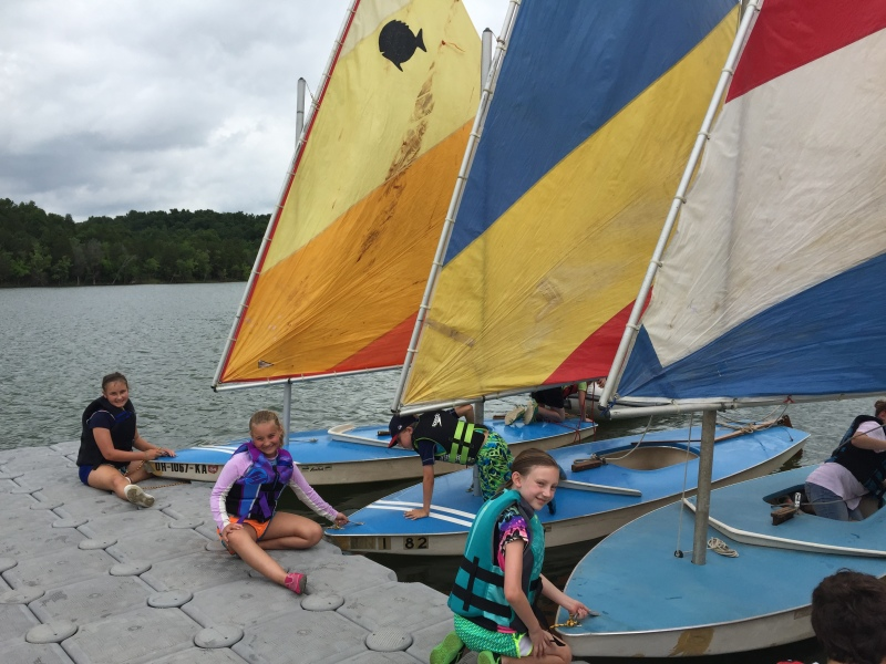Teen Sailing Camp 36