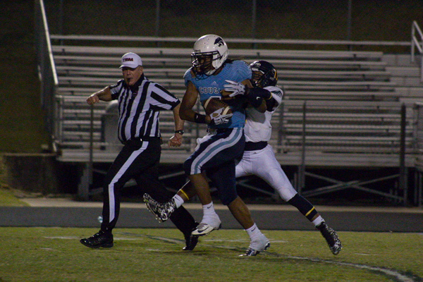 Defense guides Centennial to third straight win
