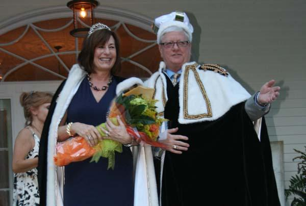 Heritage Ball King and Queen announced at sponsor party