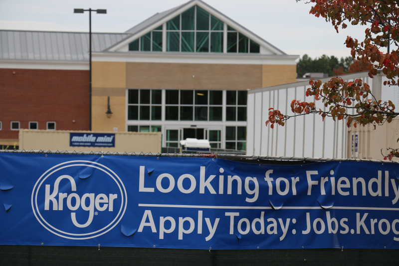 """New Brentwood Kroger location will push into adjoining spaces as """"superstore"""""""