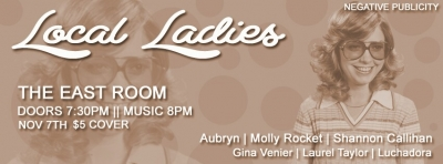 Up and coming women rockers gather Saturday for Local Ladies show