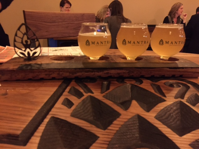 Mantra Artisan Ales to start Saturday yoga in the taproom
