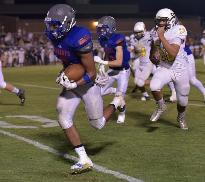 Page tramples Tullahoma