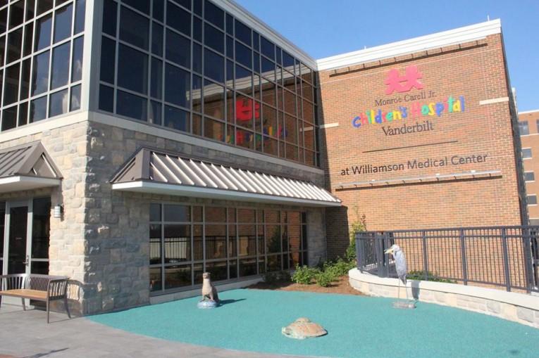 Vanderbilt Children 39 S Hospital Ranked In Nationwide Top 50