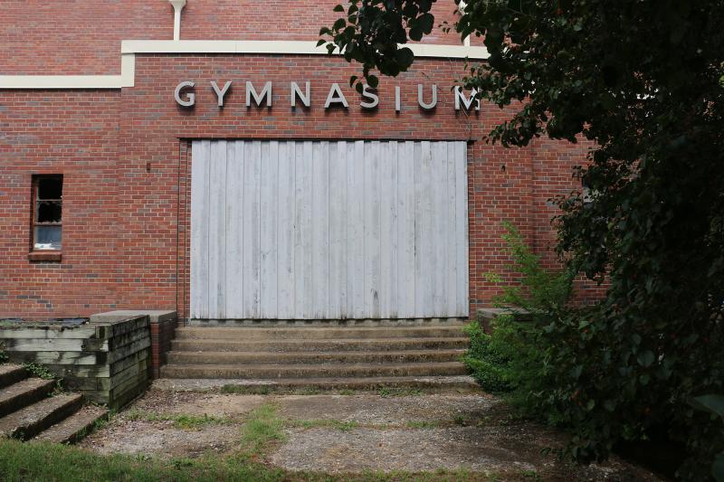 Demolition date set for old Franklin High gym