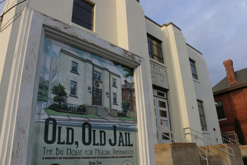 Old, Old Jail officially opens its doors this weekend