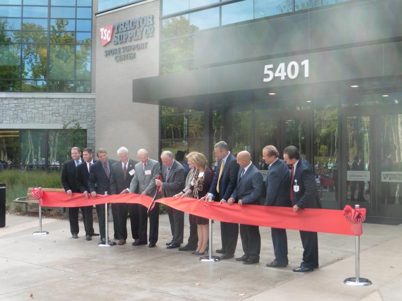 Tractor Supply Opens New Corporate Headquarters