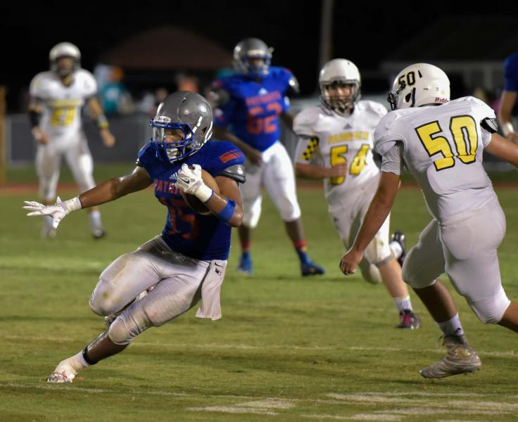 Page loses region title to Marshall County